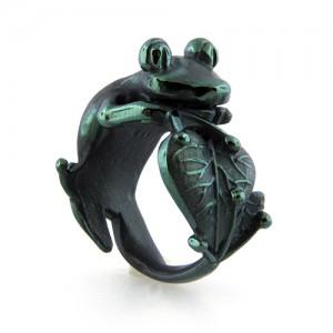 Edward Mirell Titanium Ring