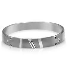 Grey Titanium Bracelet