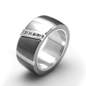 Mens Titanium Rapture Ring