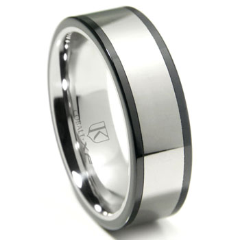 Mens Wedding Ring AENEAS-Tungsten Rings AustraliaTungsten Rings ...