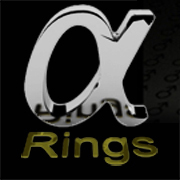 Alpha Rings for Men