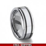 Tungten Wedding Ring
