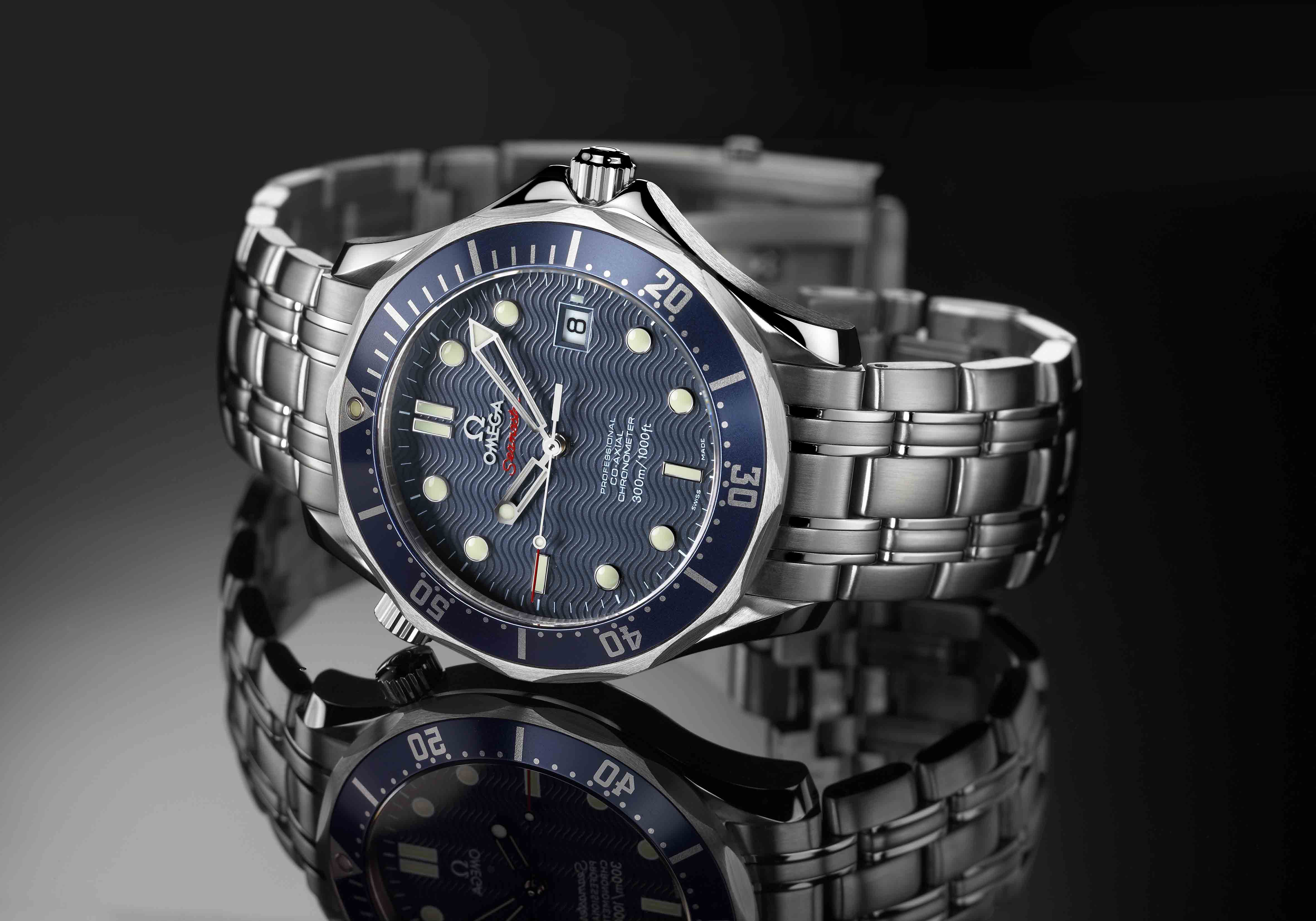 mens omega watch