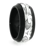 Edward Mirell Silver ring