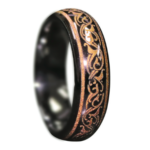 mens black rings adelaide