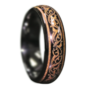 mens-wedding-rings-adelaide-black